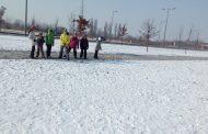 Игре на снегу 22.01.2017.