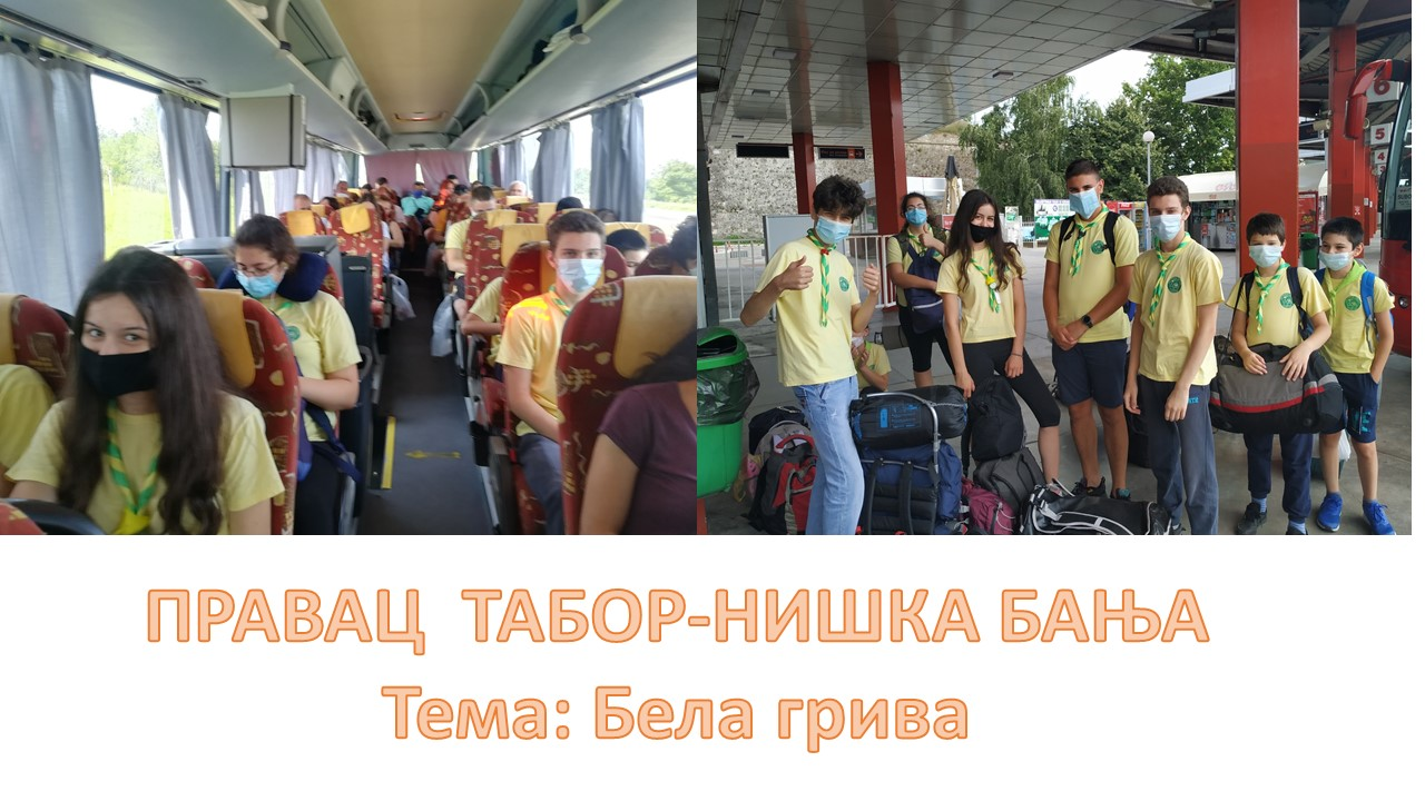 ТАБОР- Нишка бања-август 2020.