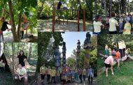 Izlet u park prirode- Kamenički park 13.9.2020.