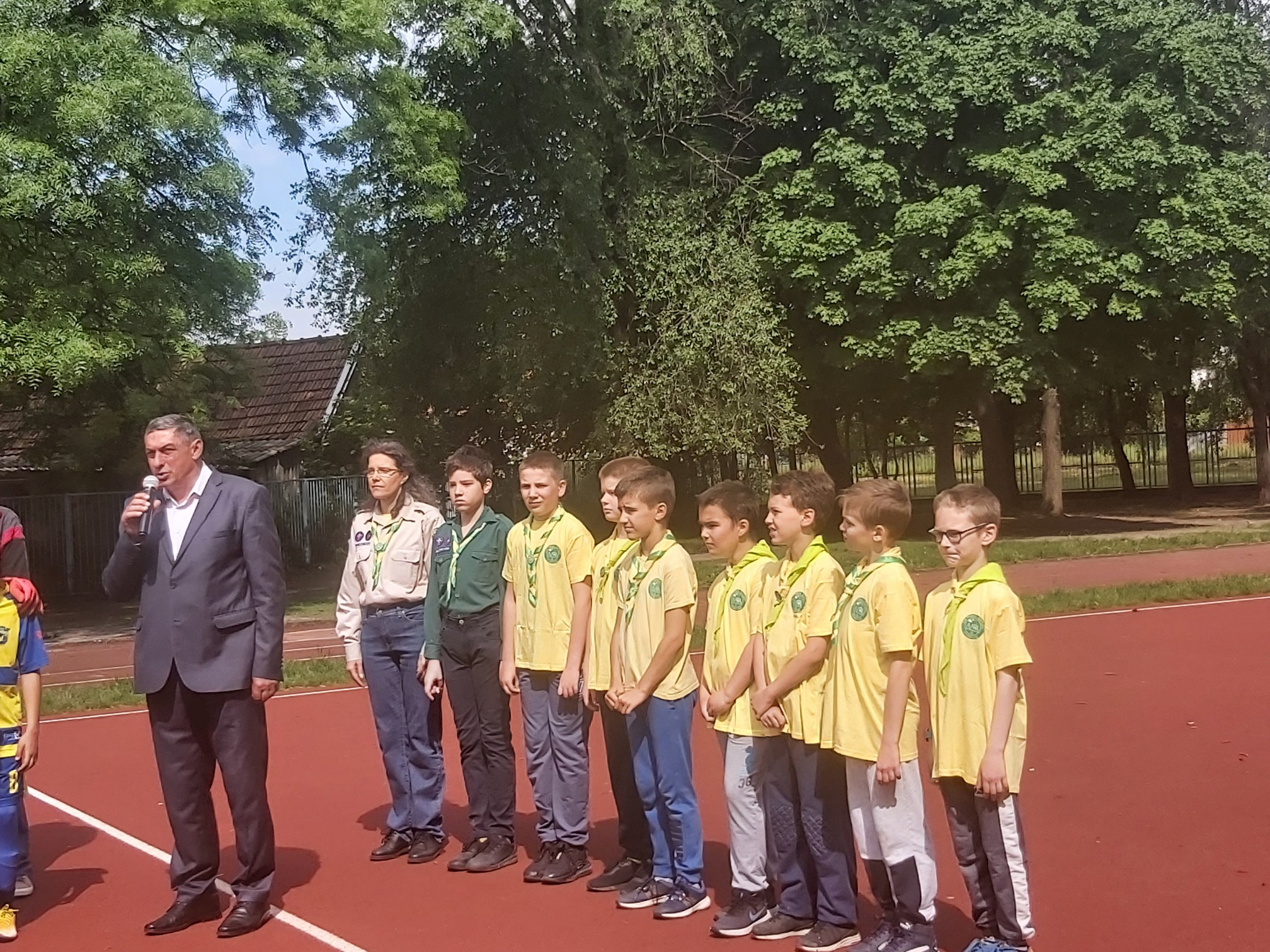 Хуманитарни турнир 37. моторизоване бригаде 15.5.2021.